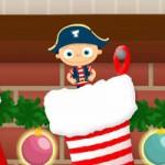 Игра Новый год: Подарок в чулке