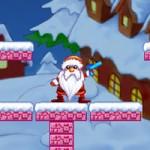 Игра Новый год: Спасти Санта клауса