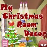 Игра Новый год для девочек: Декор дома