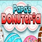 Игра Ресторан Папы Луи: Пончики