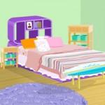 Игра Переделки комнат и домов для девочек
