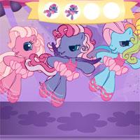 Пони в Школе танцев