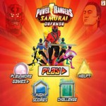 Игра Рейнджеры Самураи: Охрана города