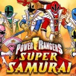 Игра Супер Самураи Рейнджеры