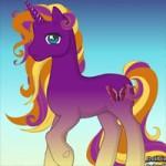 Игра Рисовалки пони для девочек