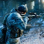 Игра Снайпер воин призрак