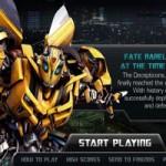 Игра Трансформеры Защита города